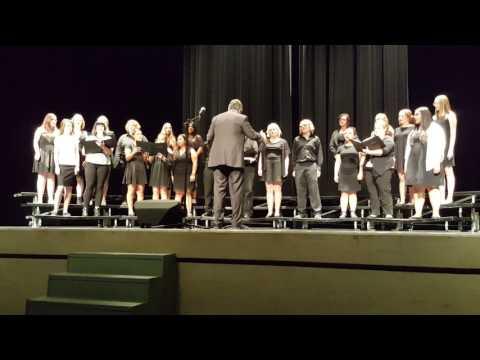 Shayna's Spring Concert - Vista Grande High School