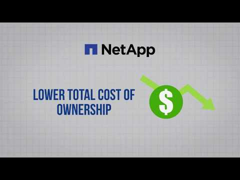 NetApp HCI Total Cost of Ownership (TCO) Study