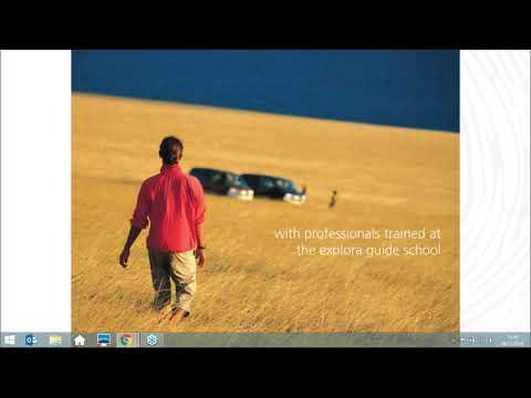Nomade Discover Series - explora webinar