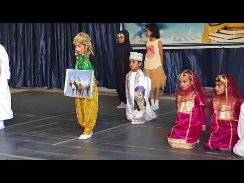 OMAN NATIONAL DAY 47th AT INDIAN SCHOOL MUSCAT