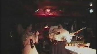 Räkkä Show ravintola Poronsarvessa 2000