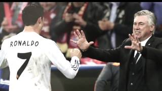 Ancelotti es PERFECTO para la Juventus de Cristiano Ronaldo y Ganar la Champions League