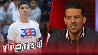 Matt Barnes: LaVar is \'on the way\' to spoil LaMelo\'s basketball career | NBA | SPEAK FOR YOURSELF