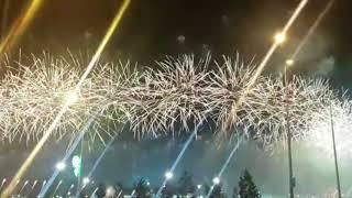 ЭКСПО 2017 Салют, церемония закрытия  Астана / EXPO 2017 Salute, closing ceremony Astana