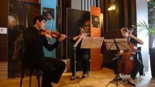 Koffieconcert Mauritshuis Den Haag | Klassiek Ensemble Alla Classica