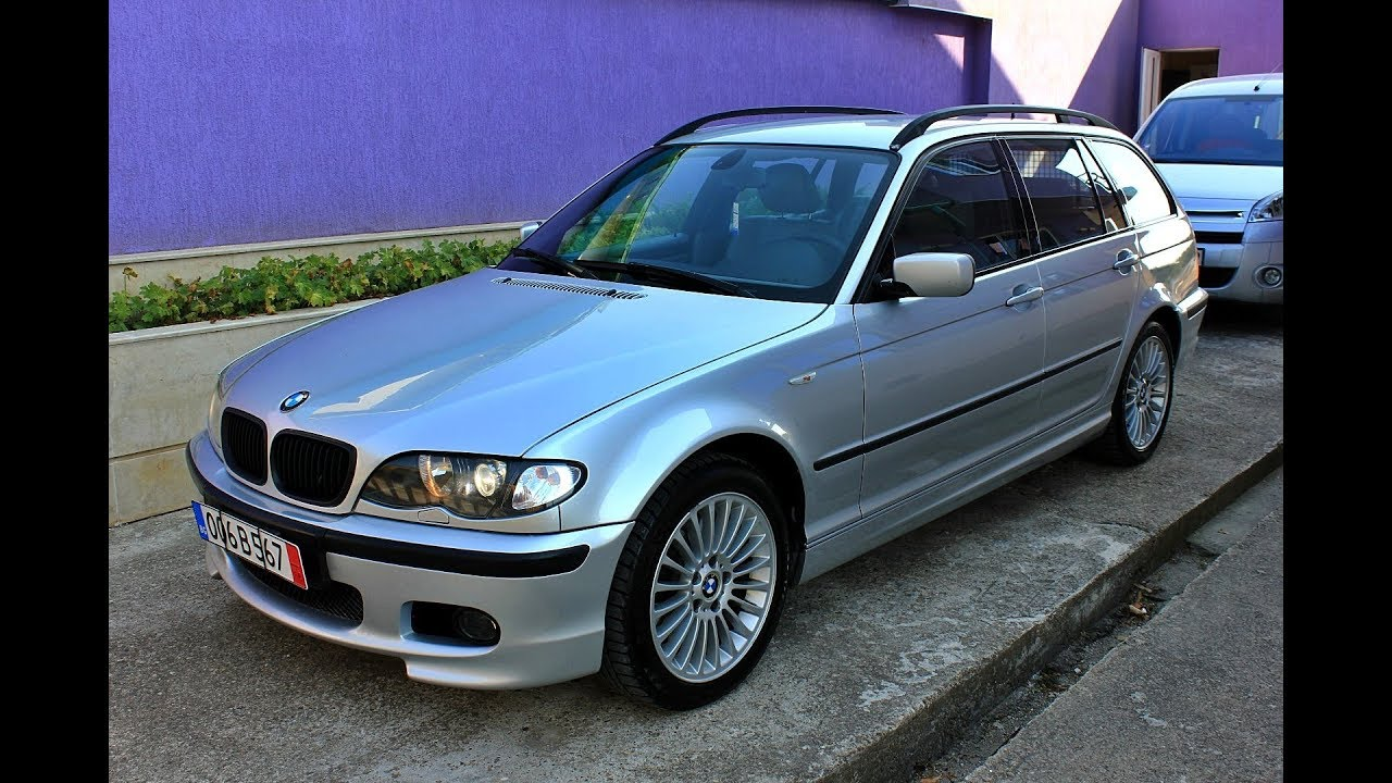 Bmw E46 330xd M Pack 2003 184hp Touring Facelift