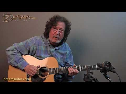 Dream Guitars Lesson - Emulating the Clawhammer Banjo Sound on Guitar - Al Petteway