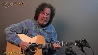 Baixar Dream Guitars Lesson - Emulating the Clawhammer Banjo Sound on Guitar - Al Petteway