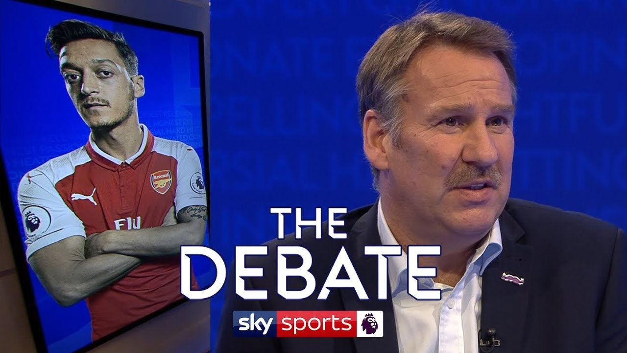 Alexis Sanchez and Mesut Ozil to leave on a free?! | Ian Wright ...