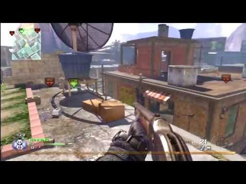 """MW2: SND 11-0 Favela: """"Lever-Action Action! (1887)"""""""