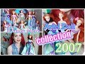 My 2007 Little Mermaid Disney Store Exclusive (Fashion) Doll Collection