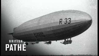 Airship As Aerial Base Long Version & Cuts (1926)