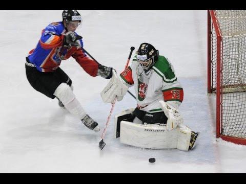 Latvijas hokeja Virslīga: HK Liepāja pret HK Zemgale/LLU