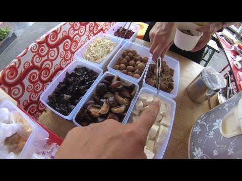 Jakarta Street Food 1854 Part.1 Bak Kut Teh Vegetarian Food Festival Pluit Village 16-17 Sep 2017