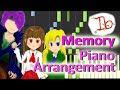 Ib - 記憶 Memory - Piano Synthesia *楽譜有 With sheet music!*