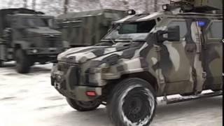 ukraine canadian modified kraz spartan armored vehicle army tests украинский канадский спартан