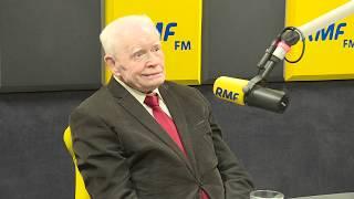 Prof. Adam Strzembosz był gościem Popołudniowej rozmowy w RMF FM.