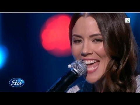 Marion Raven - Better Than This - Norwegian Idol Finals 2014