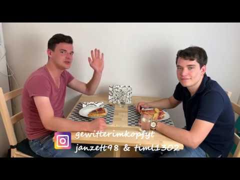 Leben mit Tourette | Pizza backen mit Gisela #2 + Zoo Bonus Clips
