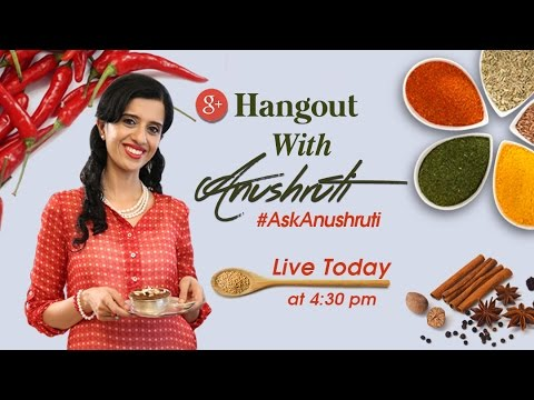 Hangout With Anushruti