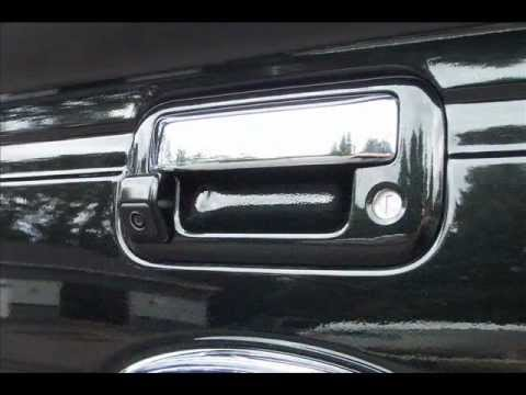 2010 2011 2012 F150 Backup camera Install w/ NO interface by ENORMIS