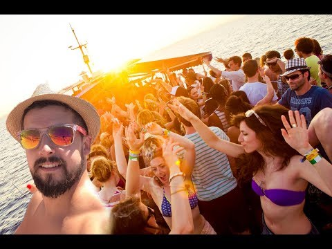 ¿Fiesta en Buenos Aires? / Boat Party [17] VLOG DE VIAJES