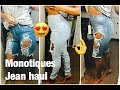 Must try AFFORDABLE Jeans /Slim Girls with BOOTY/ Monotiques try on Haul!
