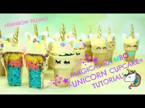 Easy Unicorn Cakes To Make