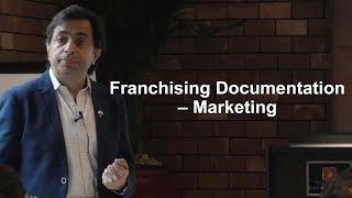 Franchise Management Series:( Franchising Documentation - Marketing)