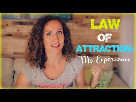 My Experience with Law of Attraction - Five Powerful Examples