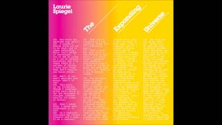 Laurie Spiegel - The Expanding Universe - Patchwork