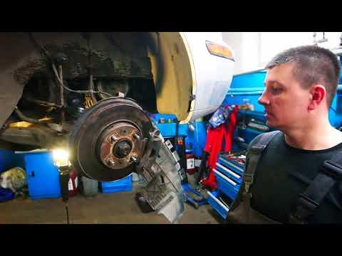 Ремонт и восстановление ходовой на Вольво S40