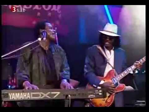 "Billy Preston featuring Johnny ""Guitar"" Watson, 1990"
