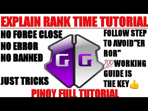 Mobile Legends: Bang Bang | CHEAT Using GameGuardian |FULL Tutorial Step By Step UPDATE FEB 2020