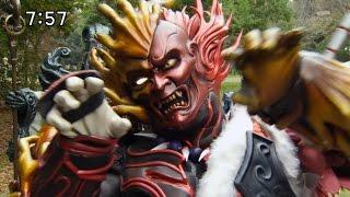 忍びの39「牙鬼の息子、萬月あらわる!」 2015年11月29日放送 監督:竹本...
