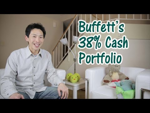 Warren Buffett Percent Cash in Portfolio
