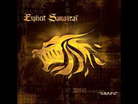 Explicit Samourai - Bling Bling (street chic)