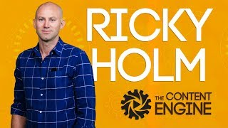 Brand Storytelling with Immersive Tech (VR, AR, & 360 Video) | Ricky Holm on The Content Engine