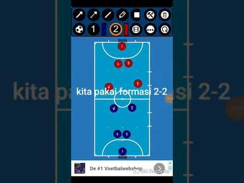 Full Download Formasi Futsal 3 1