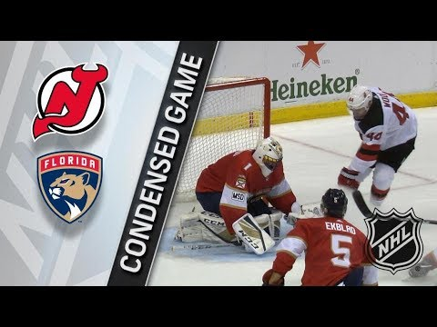 New Jersey Devils vs Florida Panthers – Mar. 01, 2018 | Game Highlights | NHL 2017/18. Обзор