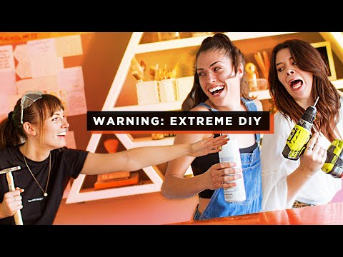 PLAYING EXTREME DIY TAG feat. Rachel Metz