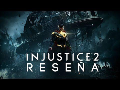 Videoreseña – Injustice 2