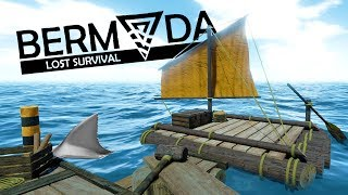 SURVIVE & EXPLORE THE MYSTERY OF THE BERMUDA TRIANGLE! - Bermuda - Lost Survival Gameplay