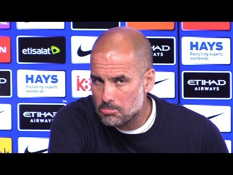 Pep Guardiola Full Pre-Match Press Conference - Manchester City v Huddersfield - Premier League