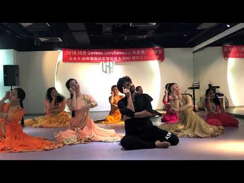 Salaam-E-Ishq Meri Jaan by Chinese Girls (Devesh Mirchandani)
