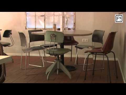 Decoraci n restaurante herr mock con muebles vintage de - Segarra muebles ...