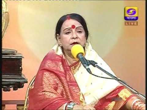 Jochona korechey adi - Pravati Mukherjee, Tabla - Swapan Acharya