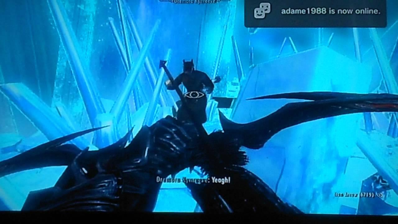 skyrim-how to kill malyn varlen (black star quest) - youtube