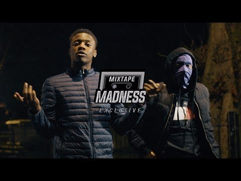 #SinSquad (GP x Uncs x KayyKayy) - Serious Splashers (Music Video) | @MixtapeMadness