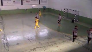 Juvenis (Campeonato AFC): CF Santa Clara 3-9 CS São João